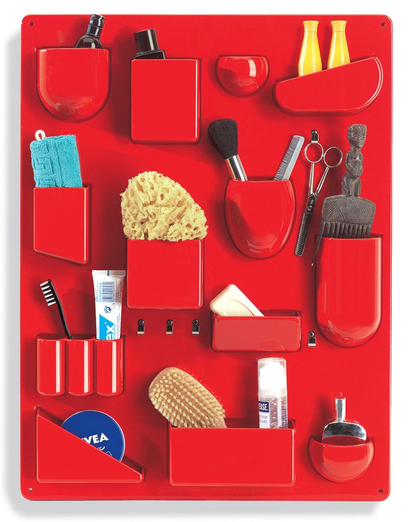 uten silo ii small wall organizer by vitra organizers. Black Bedroom Furniture Sets. Home Design Ideas