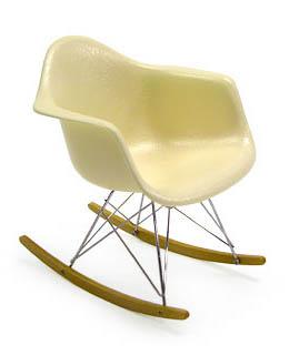 vitra eames miniature rar rocking chair nova68 modern design