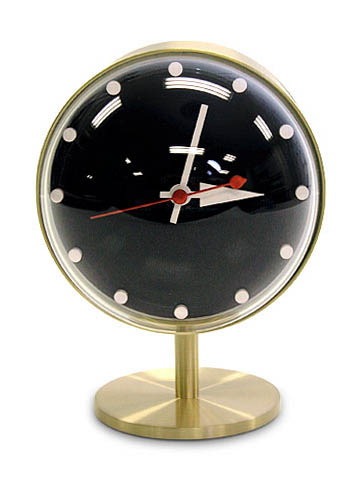 george nelson clock replacement parts night desktop sunflower reproduction ball replica