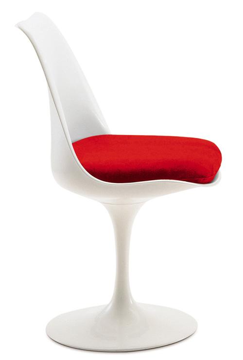 Saarinen Tulip Chair saarinen vitra miniature tulip chair 1956 | nova68 modern design