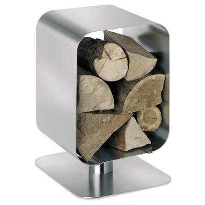 Andre Gilli Fireplace Log Holder Cube Nova68 Com