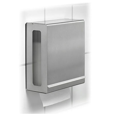 Bathroom Accessories Blomus Nexio Modern Paper Towel Dispenser Nova68 Modern Design