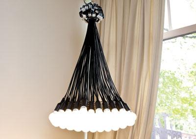 Droog design rody graumans 85 lamps chandelier nova68 droog design rody graumans 85 lamps chandelier aloadofball Choice Image