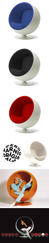 Astounding Eero Aarnio 41 50 Ball Chair Inzonedesignstudio Interior Chair Design Inzonedesignstudiocom