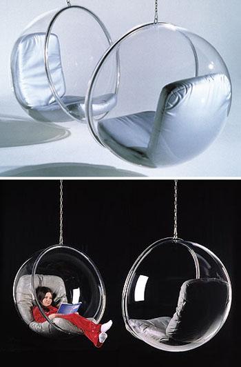 41 5 eero aarnio bubble chair silver nova68 modern design