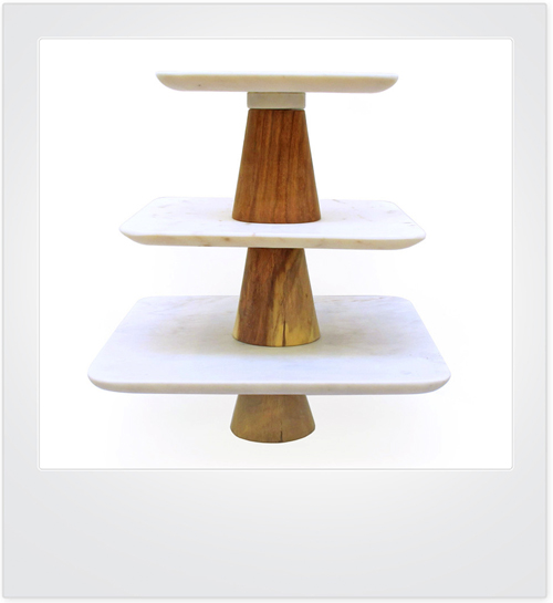 Tiered Pedestal Serving Plates Tiered Serving Stand
