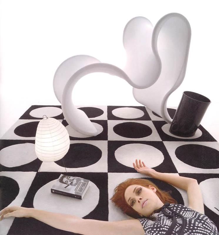 enzo mari in attesa waste paper basket by danese milano nova68 modern design. Black Bedroom Furniture Sets. Home Design Ideas