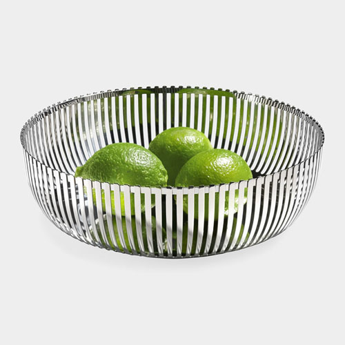 Alessi fruit basket by pierre charpin 9 inch dia pch02 23 - Alessi fruit basket ...