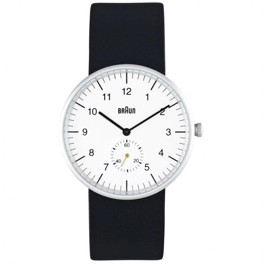 Prestige Braun Analog Wrist Watch - Gessato