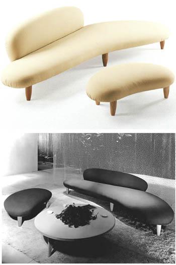 Noguchi Freeform Sofa