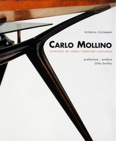 Carlo Mollino Catalog Dei Mobili Furniture Catalog