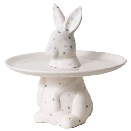 Cookie Serving Tray Rabbit Plate Nova68 Com