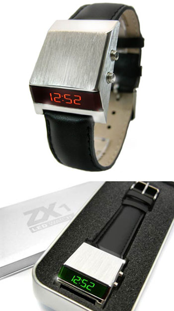 Drivers LED Watch ZX1 from nova68.com