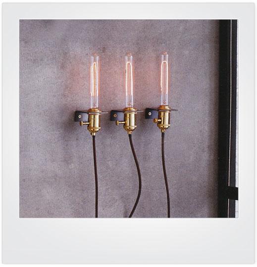 Ellington Wall Mount Edison Light Bulb Lamp Nova68 Com