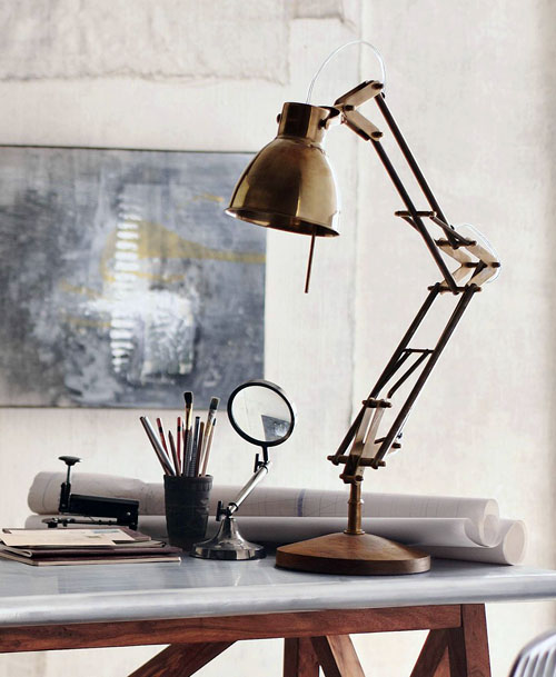 Enzo Classic Architect Desk Lamp