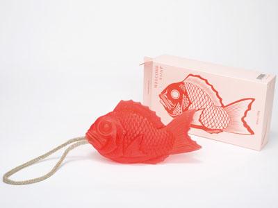 Tamanohada Welcome Soap Fish Soap Nova68 Com