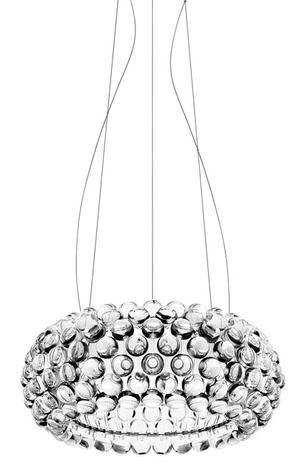 ... Light - Caboche Chandelier - Foscarini Lights NOVA68 Modern Design