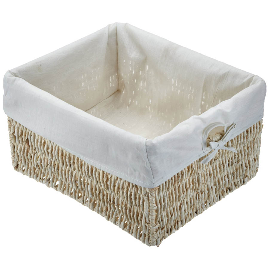 Linen Lined Bread Basket Nova68 Com