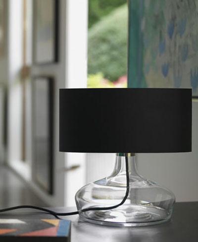Maria Berntsen: Contemporary Table Lamp