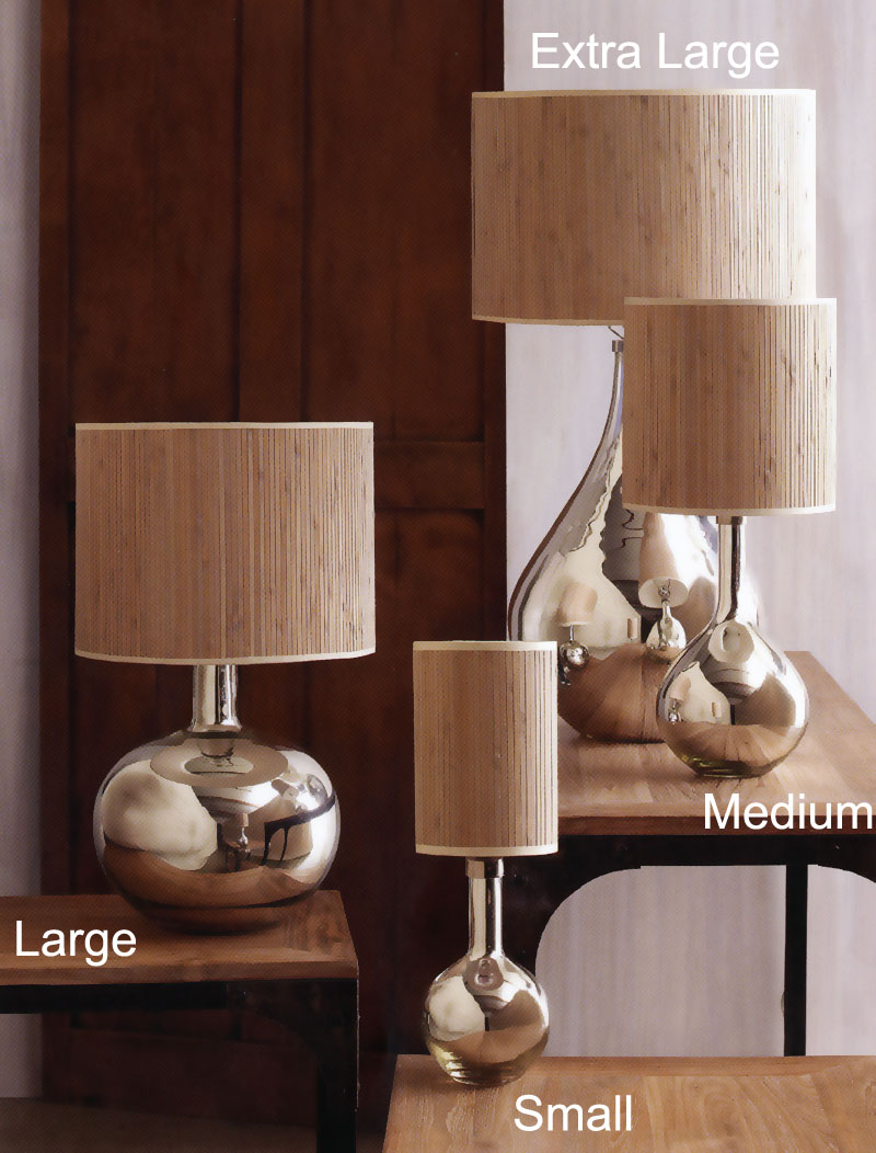 Mercury classic glass teardrop shape table lamp with natural shade click to view additional images geotapseo Gallery