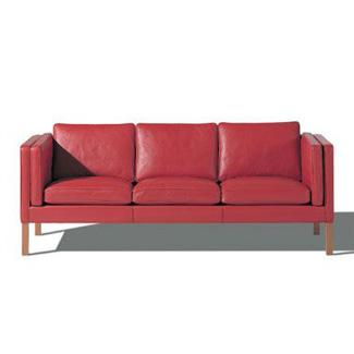 Borge Mogensen: Mogensen 2333 Sofa: NOVA68.COM MODERN DESIGN