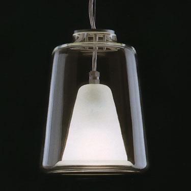 Lanterna Large Oluce Italian Glass Pendant Lamp Nova68 Com