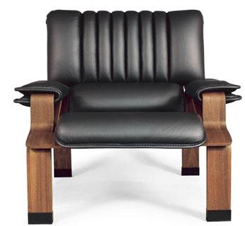 Joe Colombo: Superleggera Lounge Chair