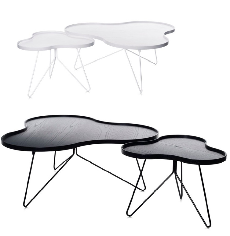 Flower Coffee Table.Christine Schwarzer Flower Table Side And Coffee Tables Mono