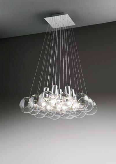 Valenti Luce Marco Agnoli Sphere 19 Pendant Lamp Nova68 Com