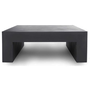 Heller Square Outdoor Coffee Table By Lella And Massimo Vignelli