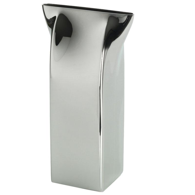 Alessi Stainless Steel Pinch 93 Flower Vase Nova68