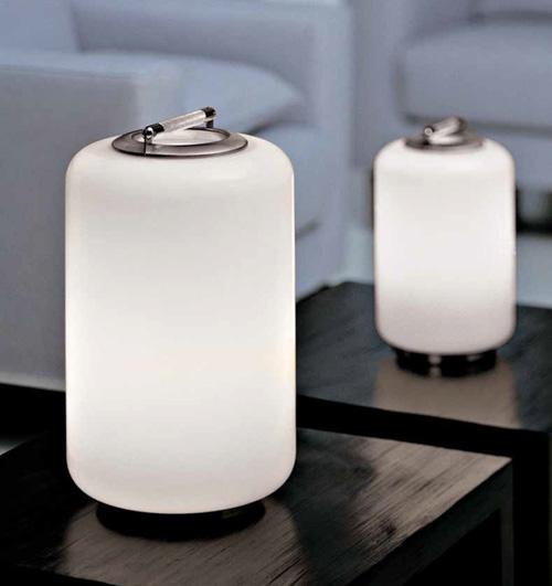 AVMazzega Air Can Murano Glass Table Lamp