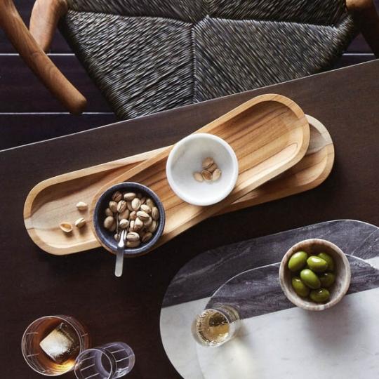 Bali Wood Serving Trays Cool Decorative Wood Serving Trays