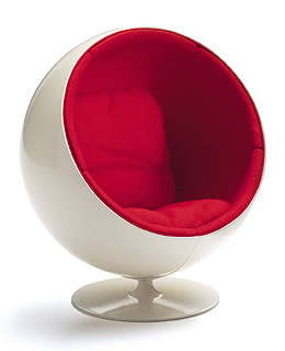 Miniature Aarnio Ball Chair By Vitra Design Nova68 Com