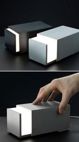 design house stockholm: jonas hakaniemi box light | nova68 modern