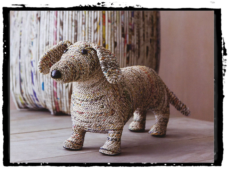 Clever The Dog Dachshund Home Decor Sculpture Nova68 Com