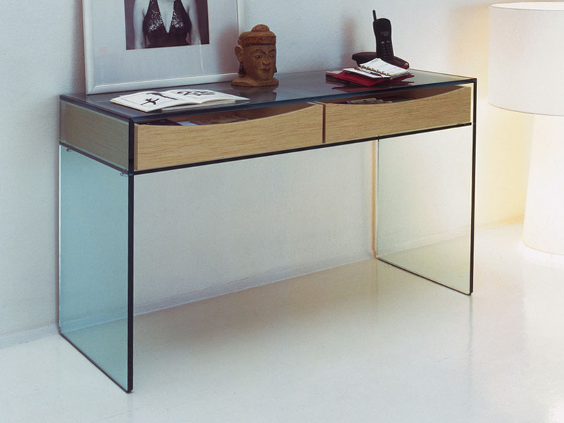 Contemporary Sofa Tables With Storage