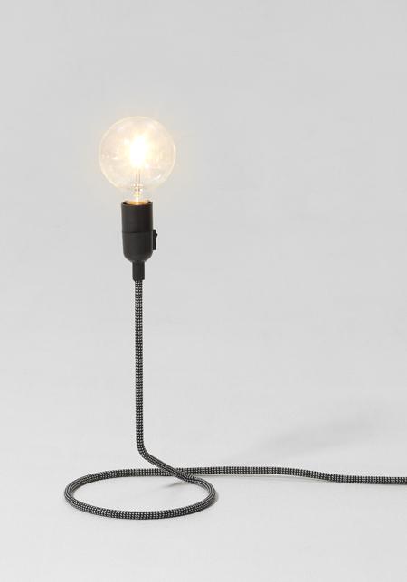 design house stockholm cord lamp | nova68 modern design