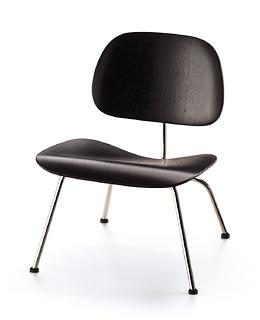 Vitra eames lcm 1946 miniature chair for Mini eames lounge chair
