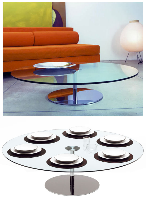 2e68c7d63f05 Farniente Modern Coffee Table by Tonelli Click to view additional images