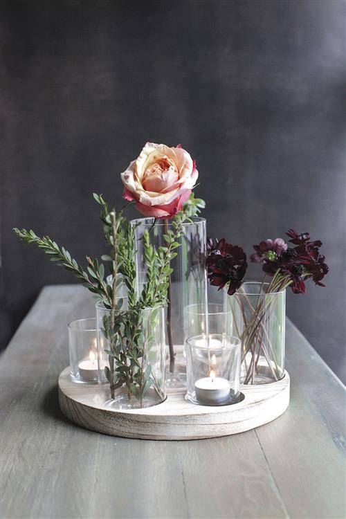 Flower Display Centerpiece Vases Wedding Table Gift