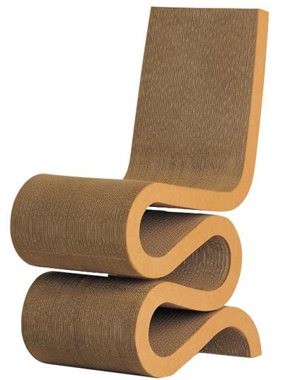 frank gehry original wiggle side chair vitra design chairs nova68 modern design. Black Bedroom Furniture Sets. Home Design Ideas