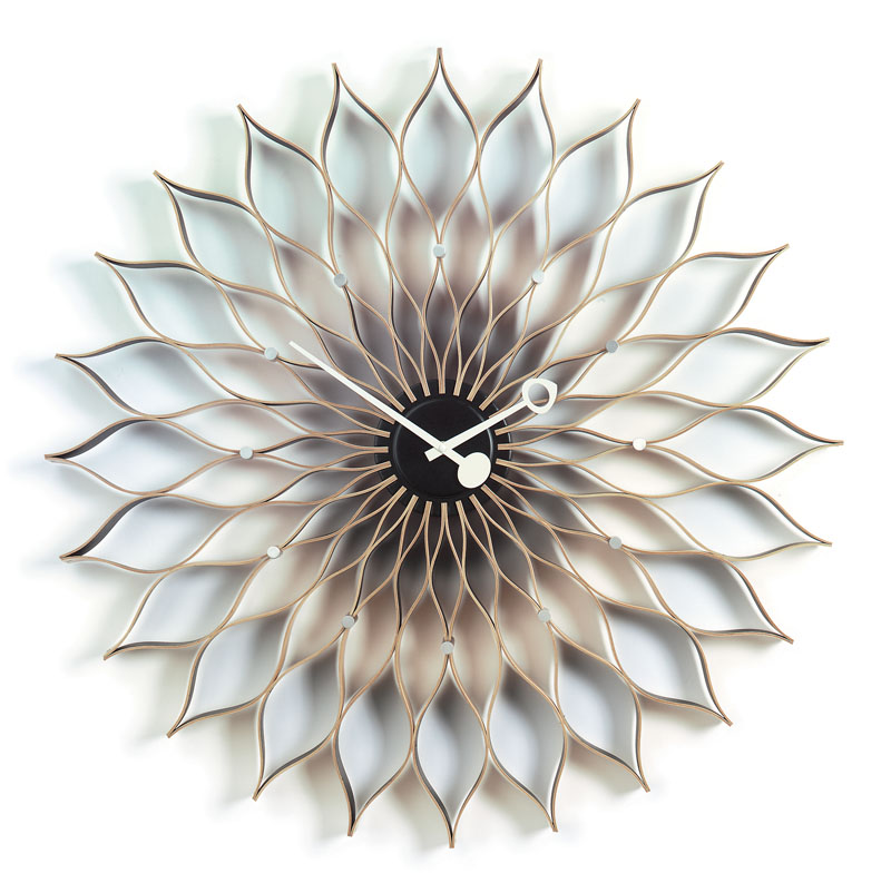 Sunflower Clock Nova68 Com