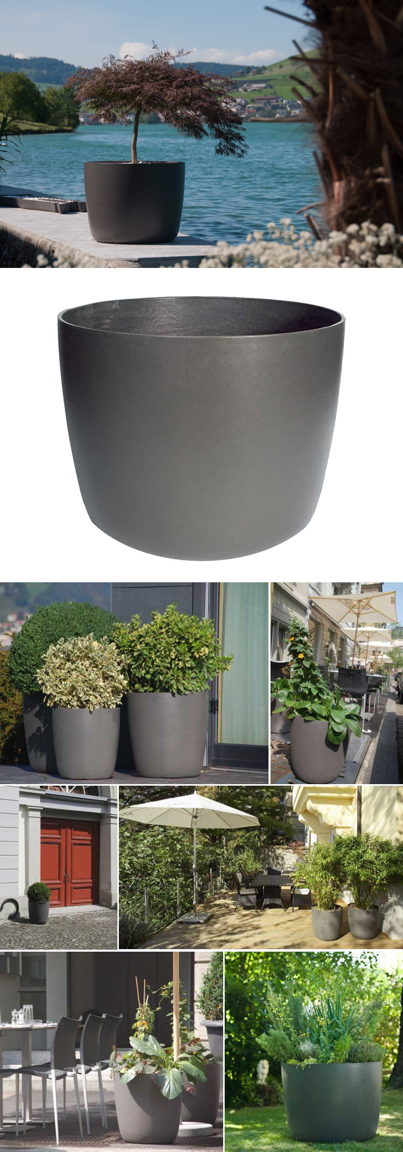 Extra Large Planters For OutsideExtra 100