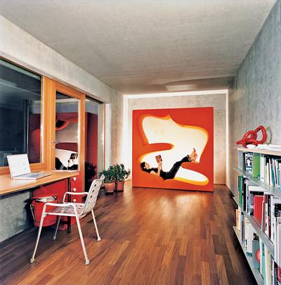 Verner Panton: Living Tower by Vitra: NOVA68.com