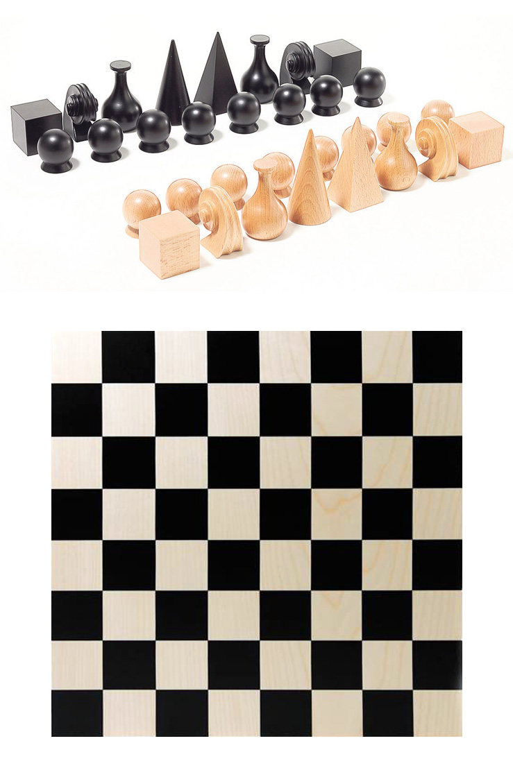 ... Chess Board With Pieces, Wood Click To View Additional Images