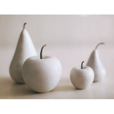 Modern Marble Fruit Collection Apple And Pear Nova68 Com