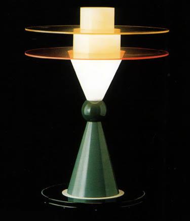 Ettore Sottsass Bay Lamp Nova68 Com