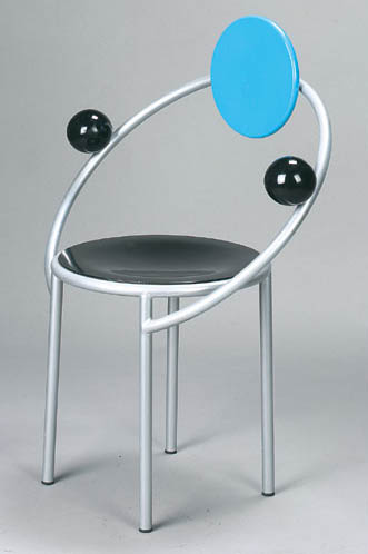 Outdoor wood christmas decorations - Michele De Lucchi First Chair Nova68 Modern Design