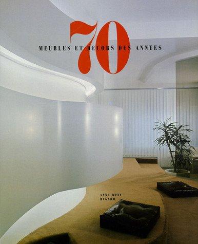 1970s modern furniture and decor meubles et decors des for Decoration annee 70